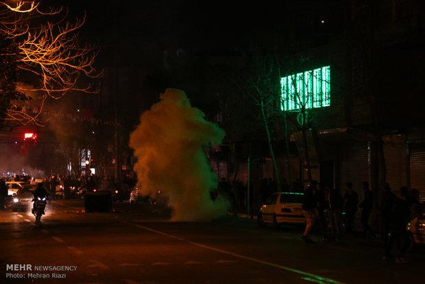 سه مورد انفجار مواد محترقه دستساز در شهر زنجان رخ داد