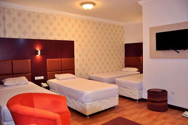 تفاوت قیمت۴۰۰هزارتومانی هتلها درنوروز/تمایل مسافران به چادرنشینی