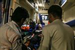 کاهش ۵۰درصدی بستری مصدومان حوادث چهارشنبه سوری