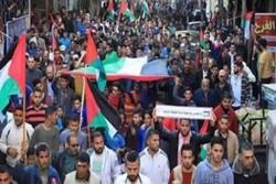 راهپیمایی فلسطین