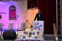 تجلیل از دکتر محمدحسین بهرامیان در فسا