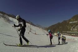 کوهنوردی با اسکی