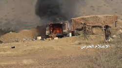 """مقتل 5 عسكريين سعوديين بمعارك مع """"أنصار الله"""""""