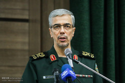 Chief of staff says Iran ready for mass production of military equipment