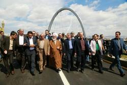 پل سیدالشهدای زنجان اکنون مشکلی ندارد/کنایه استاندار برای ثبت نام شهردار در  گینس