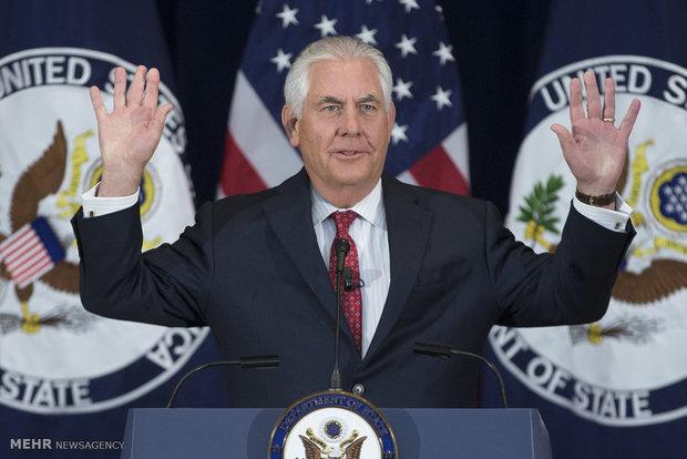 برکناری تیلرسون از وزارت خارجه آمریکا