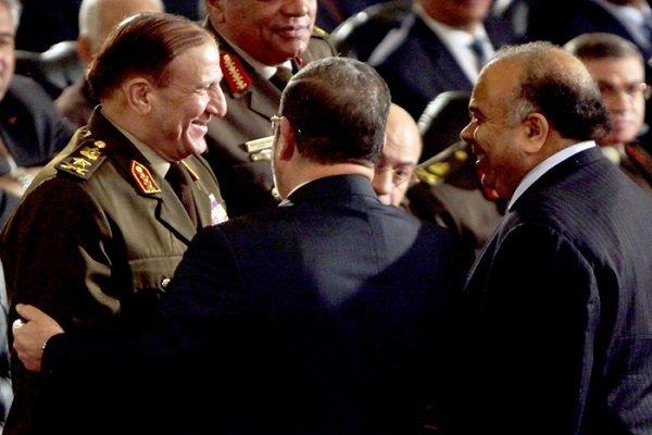 مصری فوج کے 24 افسر گرفتار