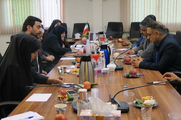 نشست راهبردهای ایران در عرصه ورزش در مقابله با رژیم اشغالگر قدس