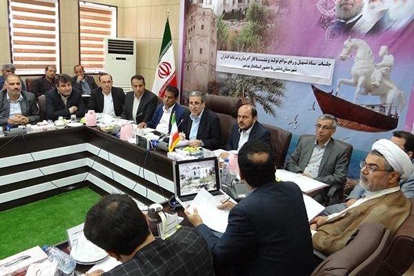 اتاق مدیران استان بوشهر به روی سرمایهگذاران باز باشد