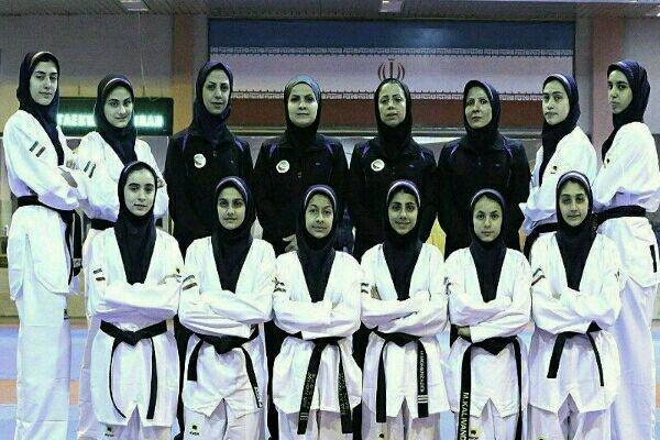 برای حضور در مسابقات کسب سهمیه المپیک 2018؛ تکواندوکار کرمانشاهی در ترکیب تیم ملی نوجوانان دختر قرار گرفت
