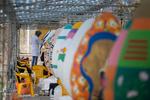 ساحل بحرکان میزبان جشنواره نوروزی/ از موسیقی سنتی تا مسابقات