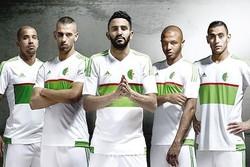 ۲۴ بازیکن الجزایر برای بازی با تیم ملی فوتبال ایران مشخص شدند