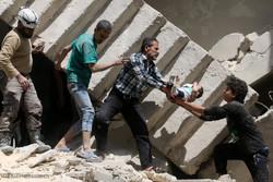 هفتمین سال جنگ داخلی سوریه