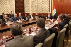 حیدر العبادی: عراق مرحله دشوار را پشت سر گذاشته است