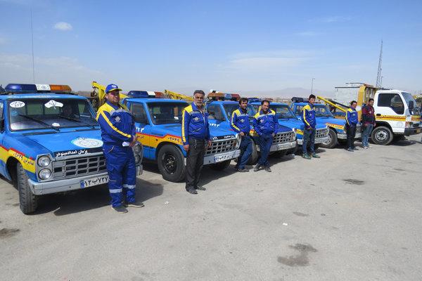 امدادخودرو کانونیان آماده خدمت رسانی در جاده های قزوین است ...