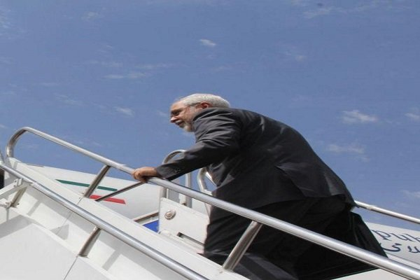 Zarif to embark on regional tour Tue.