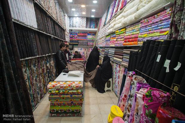 حال و هوای بازار و شهر قزوین در آستانه نوروز