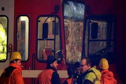 تصادف قطار در آلمان