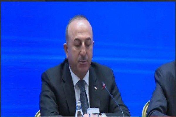 وزیر خارجه ترکیه جمعه به بروکسل می رود