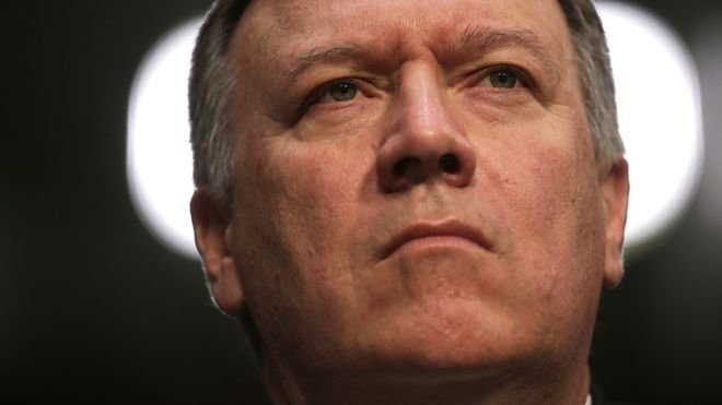 Who is Mike Pompeo and how will he address Iran?