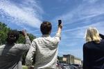 از ابرها عکس بگیرید تا ماهواره های ناسا اشتباه نکنند