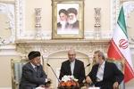 لاريجاني: القدرات الصاروخية  الايرانية غير قابلة للنقاش والتفاوض