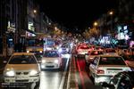 ترافیک سنگین در خیابان های شهر ایلام