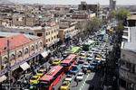 Nevruz Bayramı alışverişi Tahran sokaklarını doldurdu