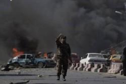 وقوع انفجار در کابل ۴ کشته برجای گذاشت