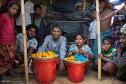 بنگلہ دیش میں میانمار کے پناہ گزینوں کی صورتحال
