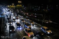 ترافیک اخر سال