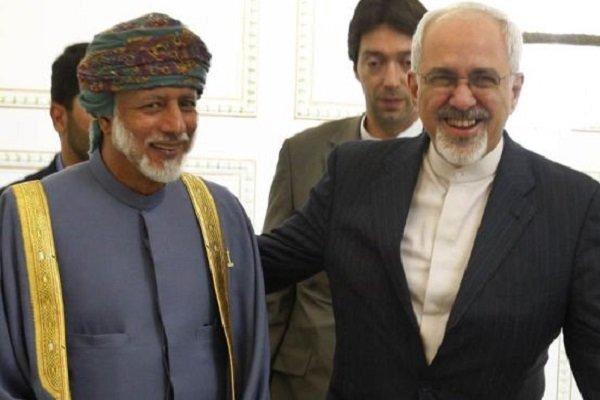 Oman's Yusuf bin Alawi lands in Tehran