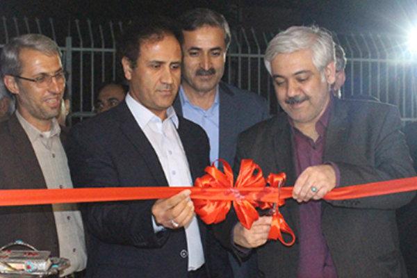 افتتاح پروژه در بوشهر