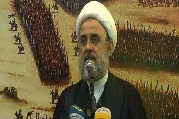 الشيخ قاووق: السياسة السعودية تهديد مباشر للوفاق الوطني