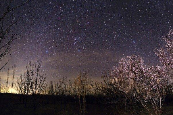 تحویل سال از دریچه علم نجوم/ جشنواره سیاره و سیارک ها در آسمان
