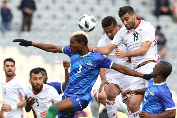 رونمایی از نسل بعدی تیم ملی فوتبال/استفاده استادانه از چشمه جوشان