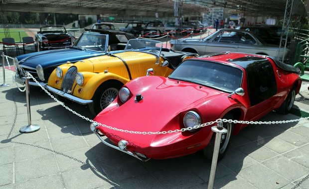 Sadabad complex to host classic car show