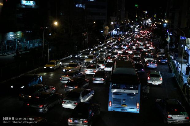 ترافیک سنگین در محور تهران- پاکدشت/ تردد در هراز عادی است