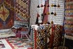 ۱۴ غرفه فروش صنایع دستی در سرایان برپا شد