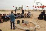 فضای اسکان زائران راهیان نور استان بوشهر بهبود یافت