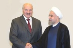 Pres. Rouhani hails 25th anniv. of Tehran-Minsk ties