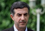 Ahmadinejad's trusted confidant arrested