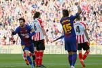 برد آسان بارسلونا مقابل بیلبائو/ اقتدار آبی اناریها در صدر جدول