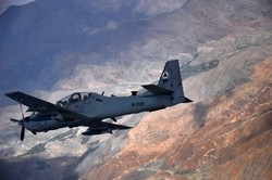 Airstrikes kill 29 insurgents in S Afghanistan