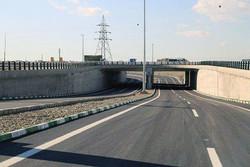 تقاطع غیر همسطح شهید «صیاد شیرازی» شهریار زیر بار ترافیک رفت