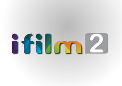 A logo of iFilm 2