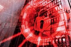 حملات سایبری امنیت اطلاعات هکر