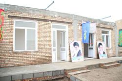 استقرار روحانی در خانه عالم روستای «علیصدر» از توابع کبودرآهنگ
