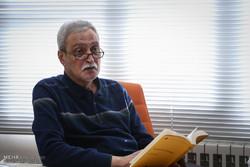بزرگداشت محمدامین قانعی راد و رونمایی آخرین کتاب وی