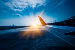 پروازها مطابق با برنامه و زمان درج شده در بلیت انجام میشود